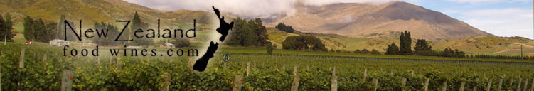 New Zealand Food Wines